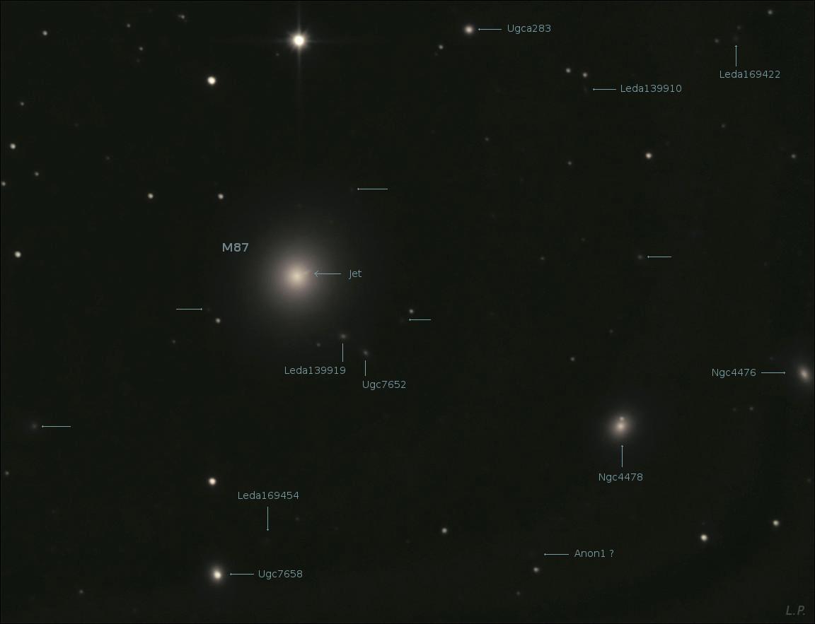 M87 par lpistor