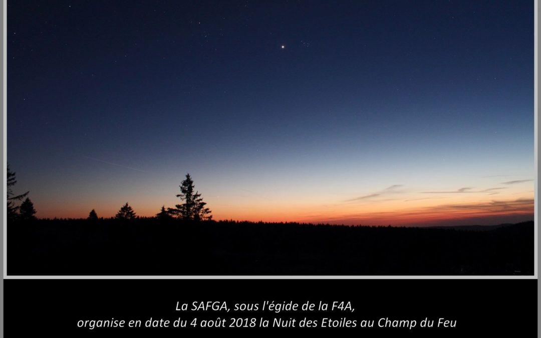 04/08 Nuit des étoiles