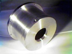 Photo de l'arrière du coprs de la caméra CCD