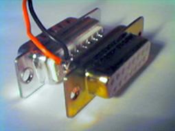 Phtot de 2 connecteur