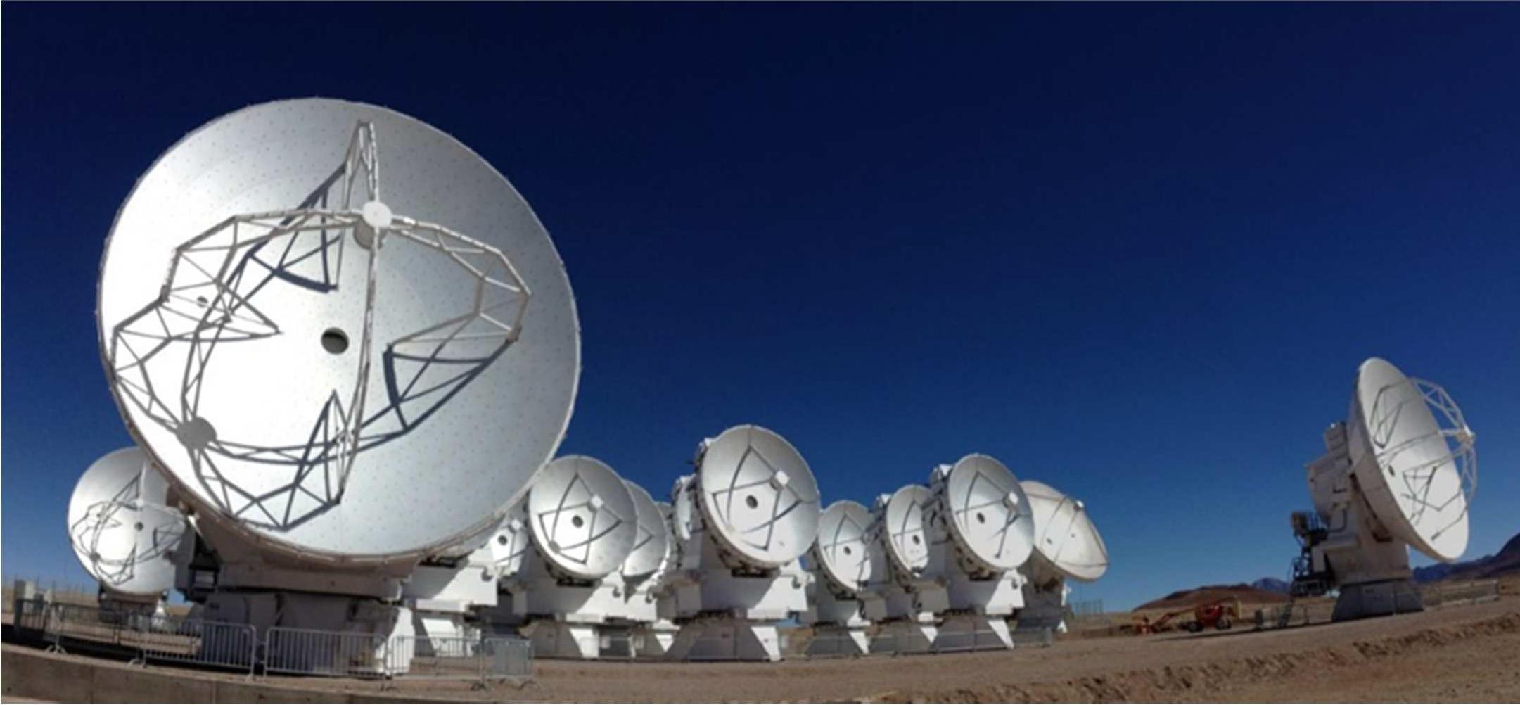 La radioastronomie d'hier et de demain