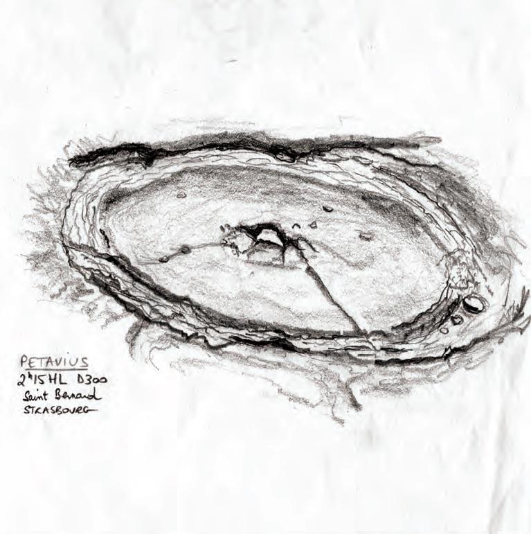 Cratère Petavius, Benoît Zeller