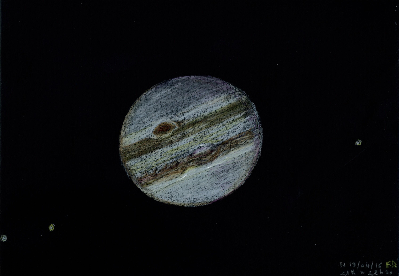 Jupiter et ses satellites Frédéric Duchesne