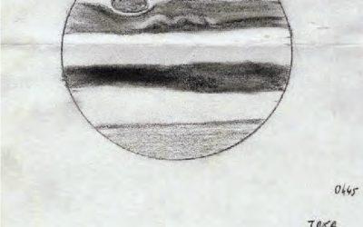 10 juin 2019 : Opposition de Jupiter
