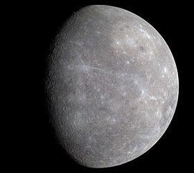 Élongation maximale de Mercure 20/10/2019 au soir
