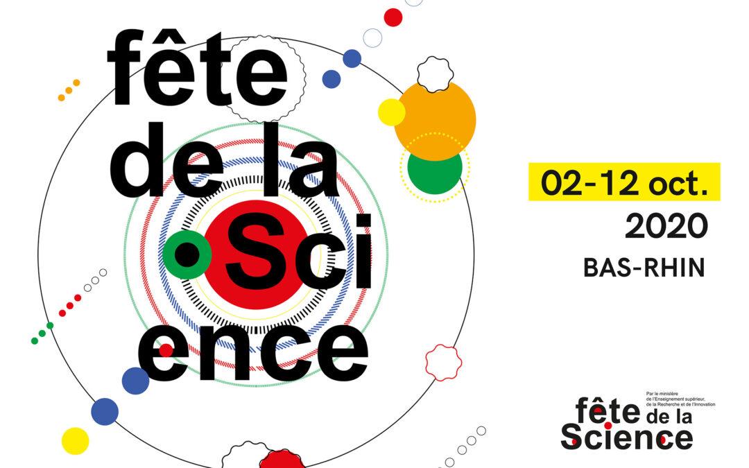 Fête de la Science 2020 au CDF